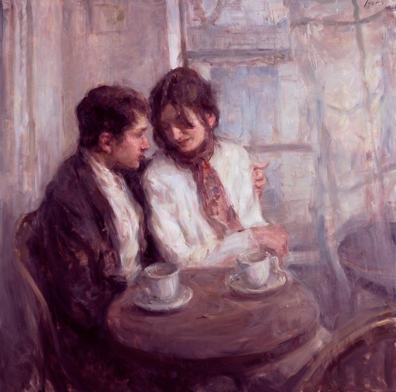Innamoramento e amore tra letteratura e arte | Studenti.it